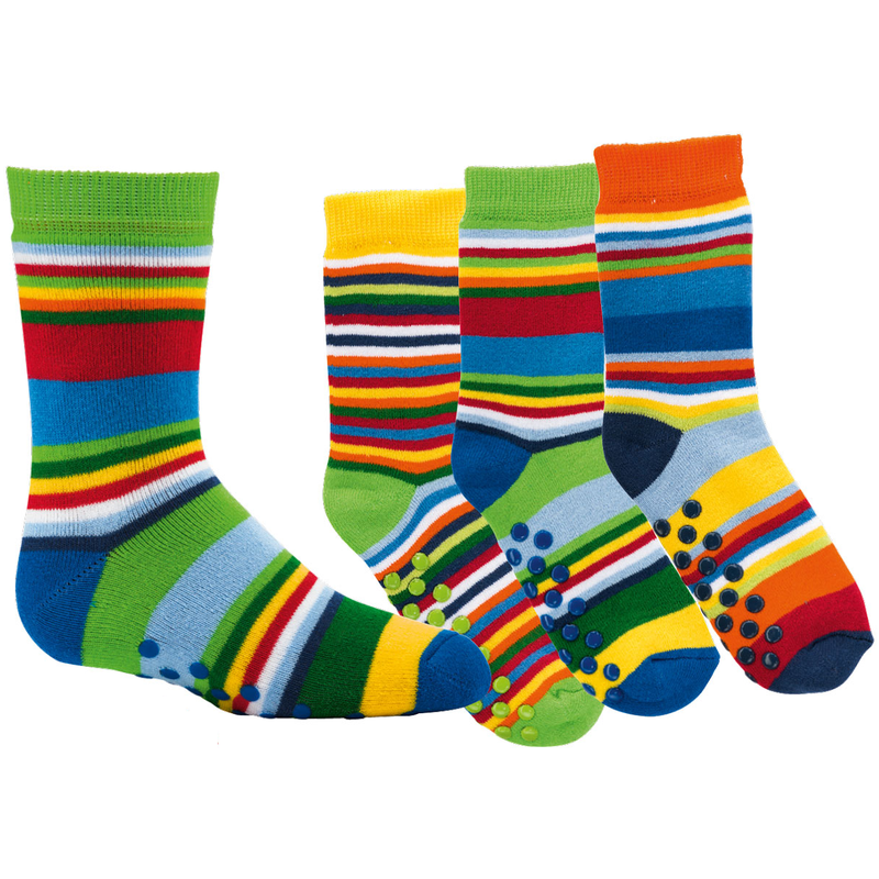 Ponožky ABS Socks 4 fun 3134 veselý pruh-3 páry 26cb8a18b8
