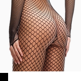 Bodystocking MissO B700 Black