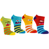 Ponožky Socks 4 fun 3183 Monstral-3 páry