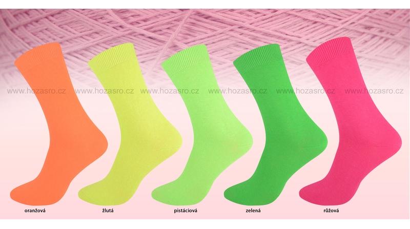 Kompletní specifikace. Bavlněné ponožky Hoza ... 18b148fb40
